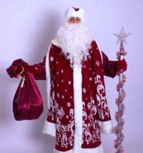 Дед Мороз и Снегурочка ❄️