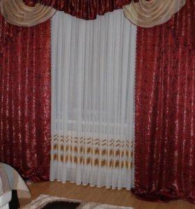 Новые шторы