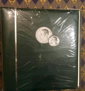 Альбом для монет Leuchttrum Numis