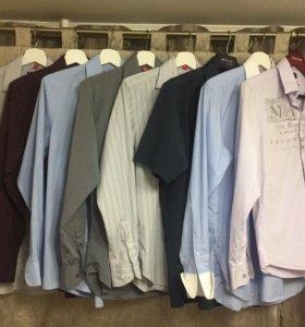 Рубашки мужские Henderson, р.44-46