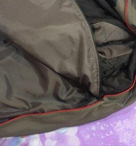 Куртка мужская размер 58 (реально больше на 56)