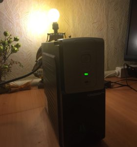 Бесперебойник IPPON Back Office 400