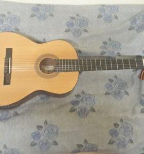 Классическая гитара hohner hc 06