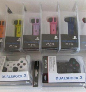 Джойстики PS 2, 3 и 4, хbox 360, one