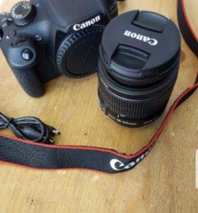 Зеркальный фотоаппарат Canon EOS-1200D