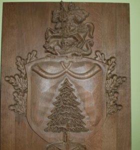 Резные, деревянные изделия
