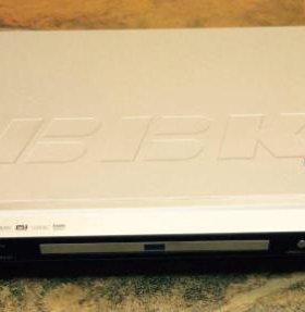 Плеер DVD BBK DV324S