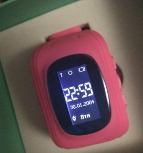 Умные часы с GPS Smart Baby Watch Q50