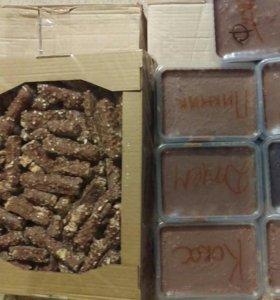 Шоколад  по 1 кг