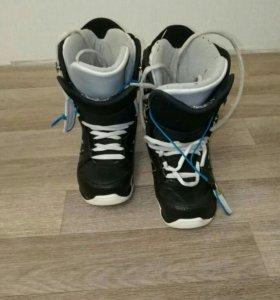 Ботинки для сноуборда Nitro