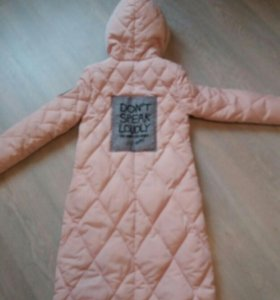 Зимнее пальто 40-42