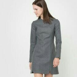 Платье (80% шерсти)