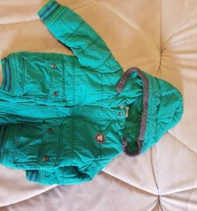 Зимняя куртка раз.80