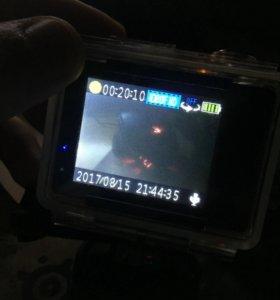 Экшн-камера Smarterra W4+