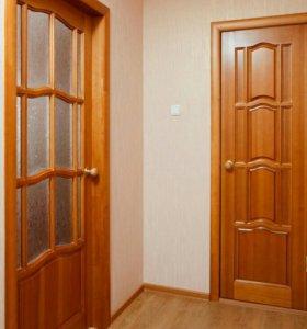 Установка межкомнатный двери