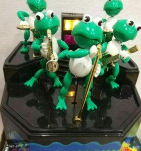 Лягушачий ансамбль