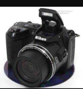 Фотоаппарат Никон coolpix l120