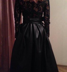 платье вечернее. платье на выпускной.
