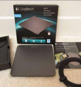 Трекпад Logitech Wireless Rechargeable Touchpad T6