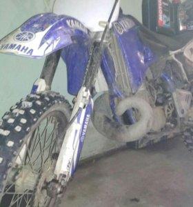 Yamaha YZ 250 2t, 2001г