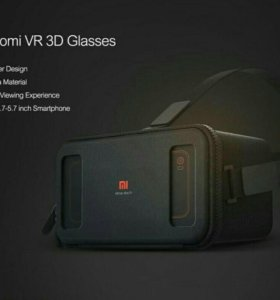 Xiaomi MiVR + пульт