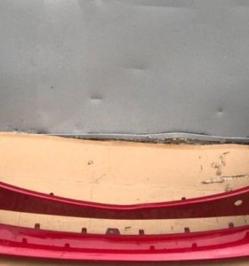Madza 6 Gg передний бампер рестайлинг