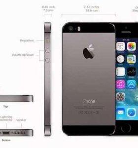 iPhone 5 черный 16 гб