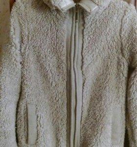 Куртка-кофта меховая