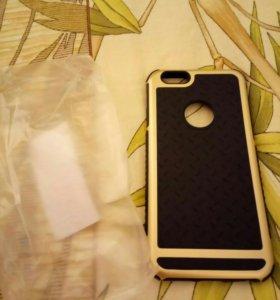 Противоударный бампер для iphone 6 /6s