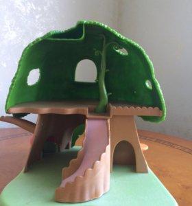 Домик дерево Селивания