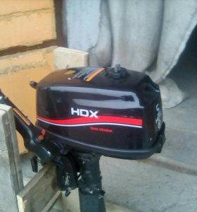 Мотор лодочный * HDX 5 л *