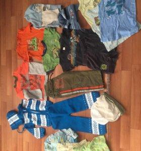 Одежда на 1,5-2 года