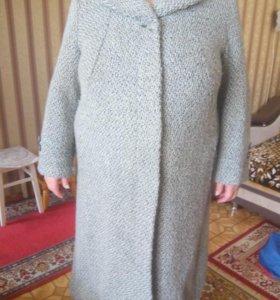 Пальто женское до 60размера