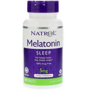 Мелатонин 5mg.