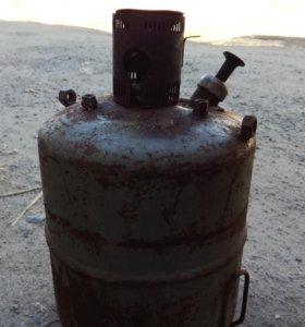 Бензиновый обогреватель