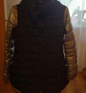 Куртка демисезонная размер 42-44