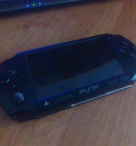 PSP 1000 + игра бесплатно