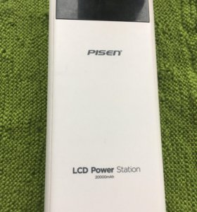 Powerbank 20000 mah Pisen