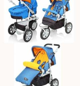 коляска happy baby olympia 2 в 1
