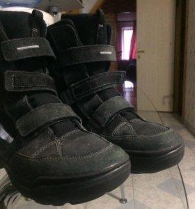 Ботинки Ecco 40размер