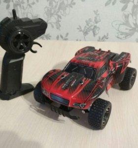Машина на радиоуправлении slash red