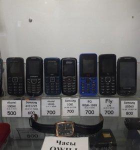 с/т Samsung Alcatel