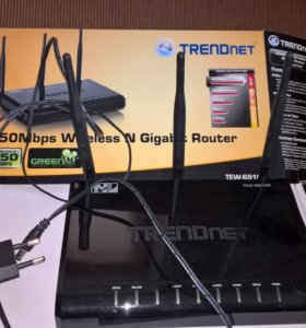 Маршрутизатор TRENDnet TEW-691GR