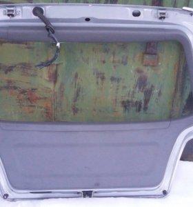 Дверь багажника Мицубиси Аиртрек