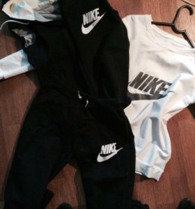 Спортивный костюм тройка Nike