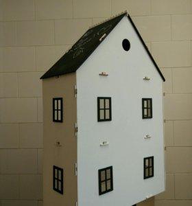 Кукольный домик для барби