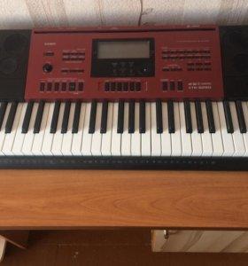 Продам синтезатор CASIO CTK 6250