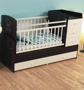 Детские кроватки модель 4