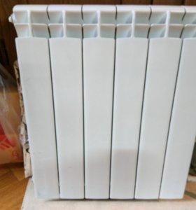 Seven S3 Аллюминиевый радиатор отопления 6 секций