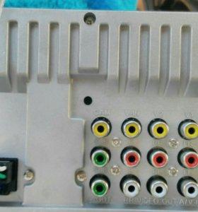 2 DIN автомагнитола